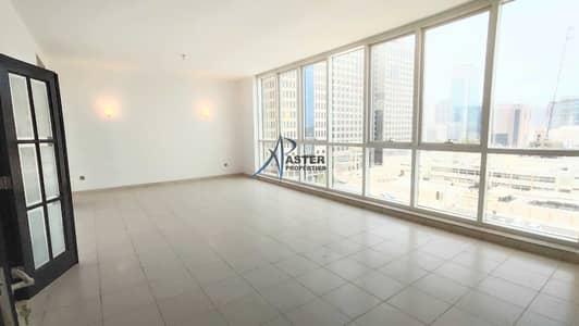 شقة 3 غرف نوم للايجار في شارع النجدة، أبوظبي - Quiet