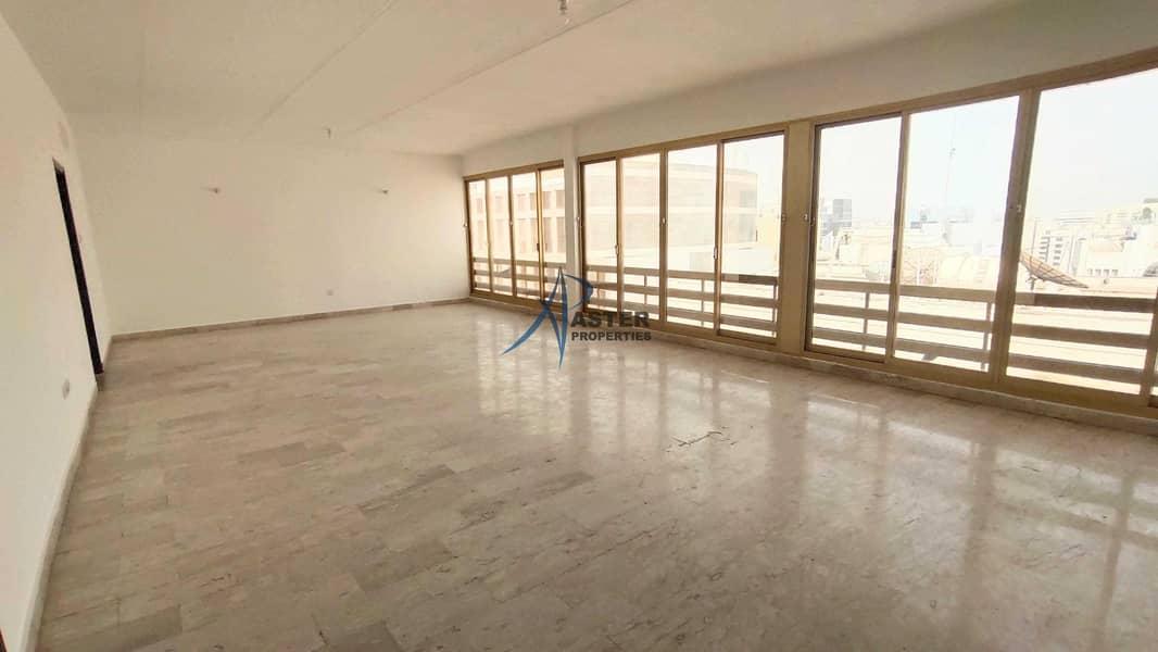 Spacious 3 Bedroom Duplex Apartment for Rent in Corniche