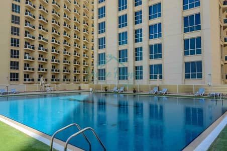 Studio for Rent in Dubai Production City (IMPZ), Dubai - Hot deal with parking four chqs