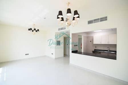 شقة 1 غرفة نوم للايجار في مدينة ميدان، دبي - Brand new well maintain bright layout