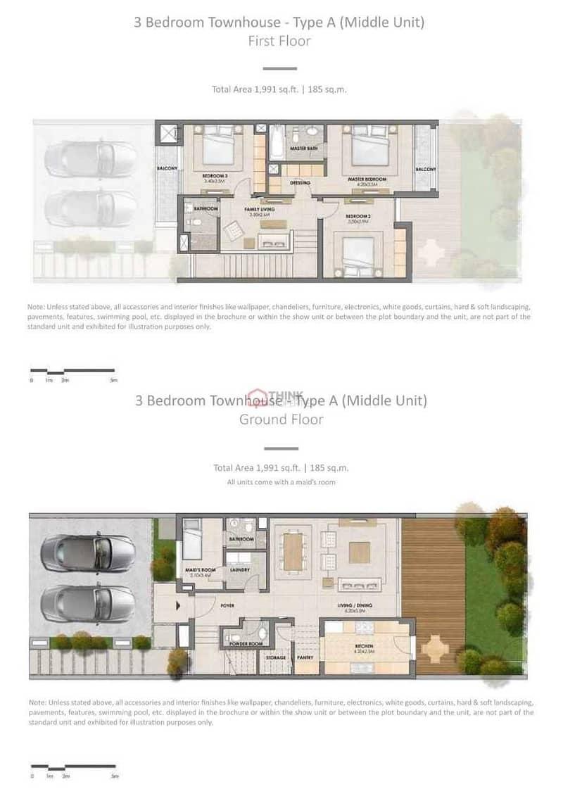 10 OPEN HOUSE | Thursday 1st April 2021 | 3 Bed+Maids