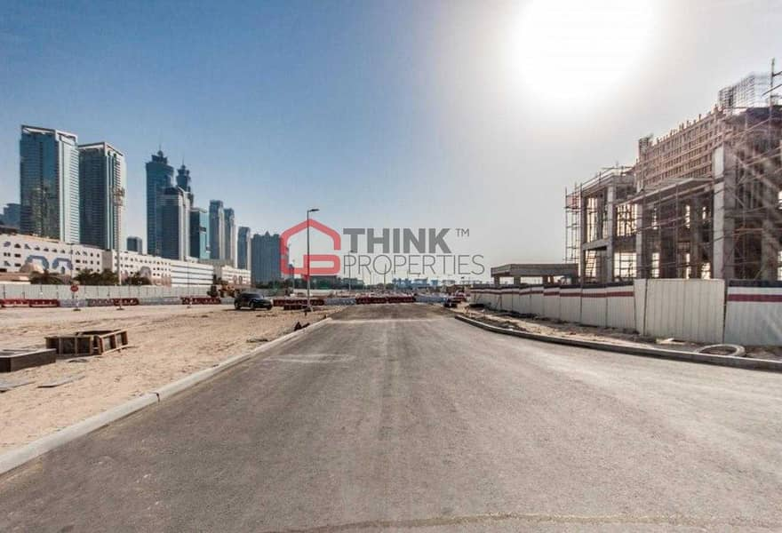 2 Freehold Residential Villa Plot AED 400/sq ft Only