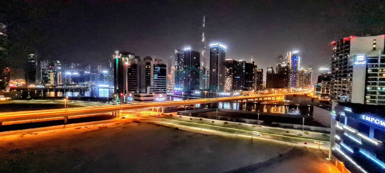 2 Burj View n Canal View   Furnished Unit   Reserved Parking