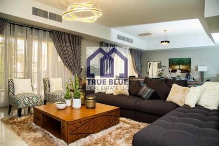 4 Bedroom Villa for Sale in Al Hamra Village, Ras Al Khaimah - 4 BEDROOM+MAID G+2 ROOF ACCESS PREMIUM QUALITY