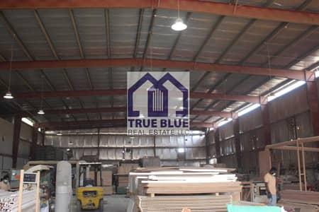 مصنع  للبيع في الجزيرة الحمراء، رأس الخيمة - Industrial facility ready to move in with Fewa power and Civil Defence approval available for sale