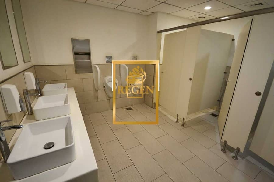 11 Fitted Office in BB1 Mazaya Business Avenue For Sale