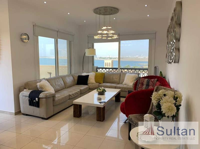 2 Amazing sea view 2+Maid Room Available For Sale