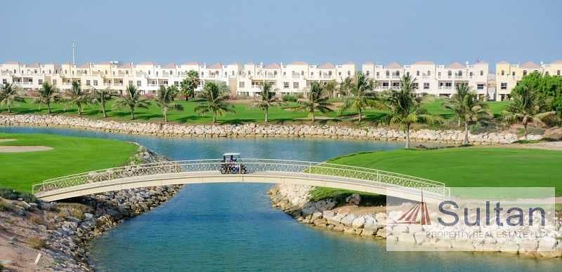 17 Spectacular View 4BR TA townhouse in Al Hamra Village