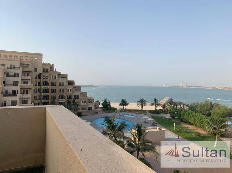 24 Amazing sea view 2+Maid Room Available For Sale