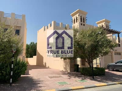 3 Bedroom Townhouse for Sale in Al Hamra Village, Ras Al Khaimah - Stunning Golf Course View 3BR Town House Available For Sale