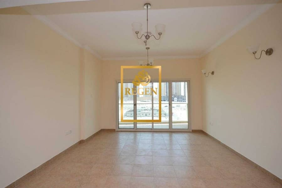 2 One Bedroom Hall Apartment in Golf View Residence For Sale