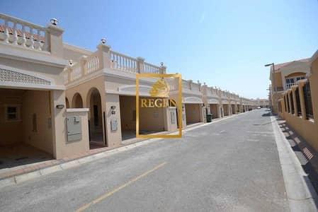 تاون هاوس 2 غرفة نوم للبيع في قرية جميرا الدائرية، دبي - Two Bedroom Hall Nakheel Townhouse For Sale in District 12