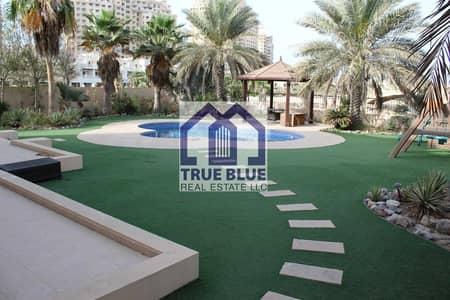 4 Bedroom Villa for Sale in Al Hamra Village, Ras Al Khaimah - BEST  4 BEDROOM CORNER VILLA WITH  POOL &  PARK