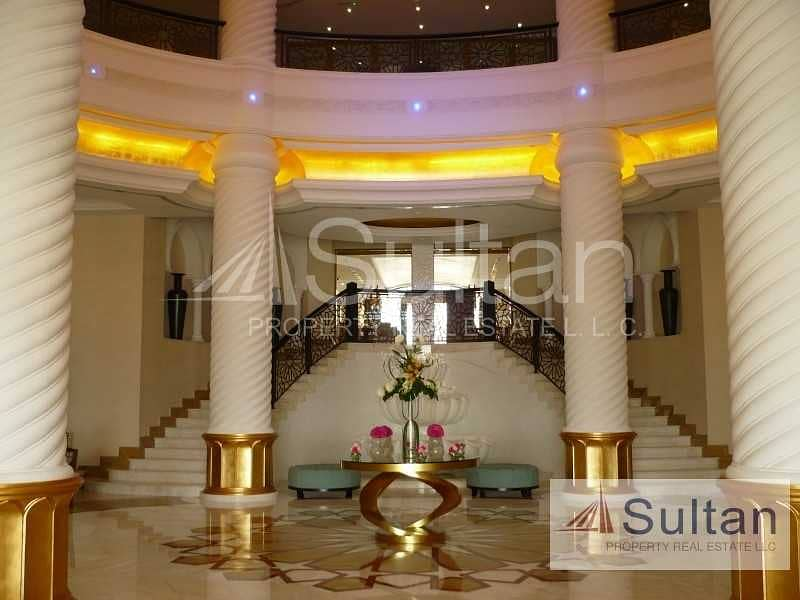 Marjan Resorts Studio High Floor Sea VIew