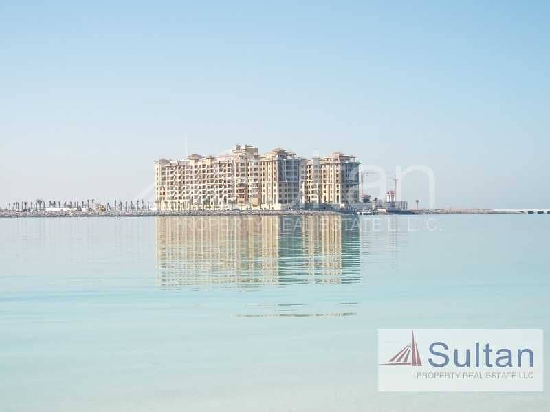 12 Marjan Resorts Studio High Floor Sea VIew