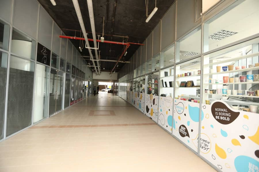 High power I Exclusive Retail Space on the Dubai Canal