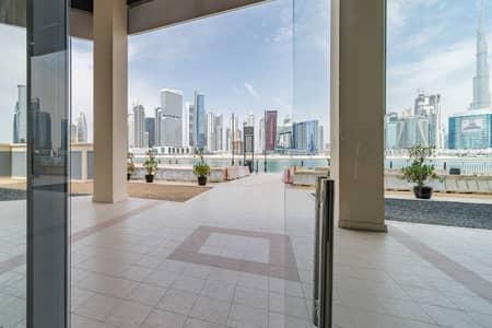 محل تجاري  للايجار في الخليج التجاري، دبي - High Power I Exclusive Retail Space   Dubai Canal View