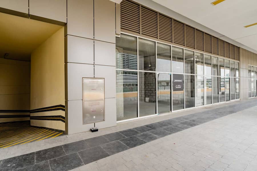 5 Shop available | Dubai Canal View Ready to Occupy