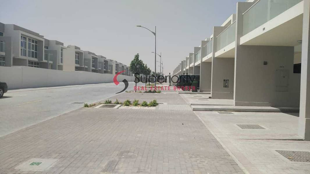 3 BR Townhouse | Ready | Brand New in  Damac Hills - Mimosa