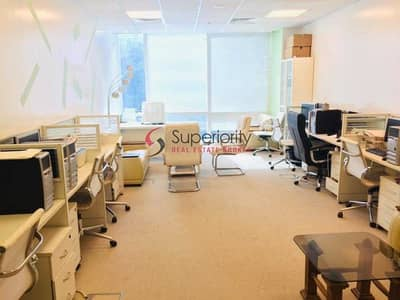 Office for Rent in Business Bay, Dubai - Fitted office Inquire Now | Multiple Units Available | Tamani Arts Offices | Business Bay