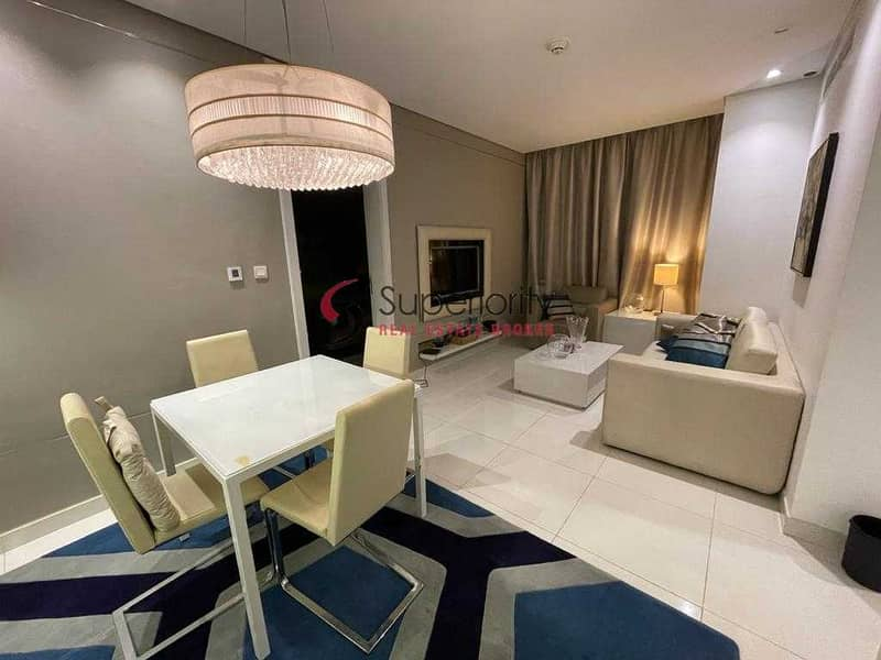 2 Rented | Canal View | With Parking | Furnished