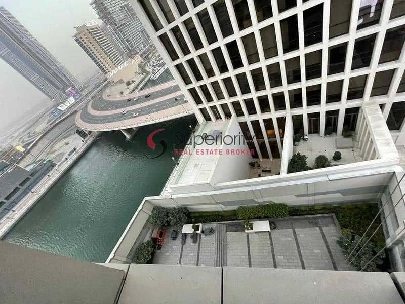 10 Rented | Canal View | With Parking | Furnished