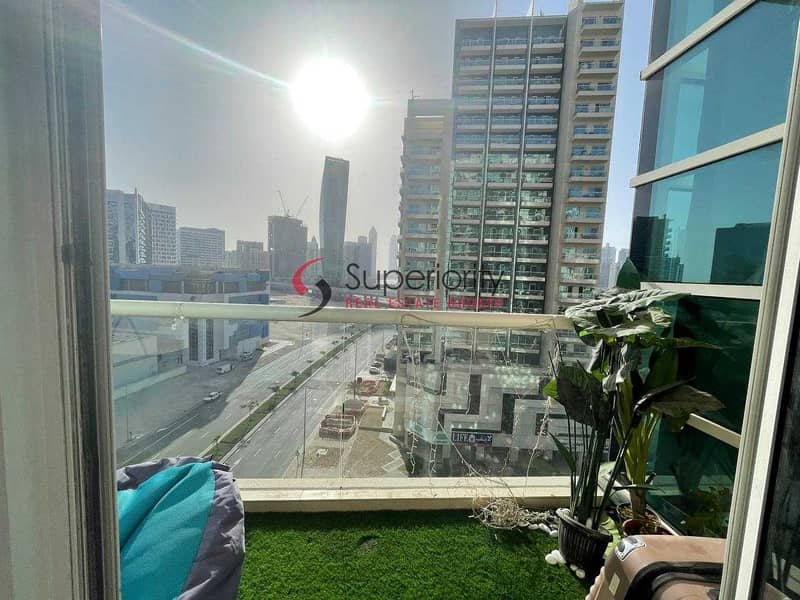 Stunning 1 Bedroom  | Rented | With Canal view
