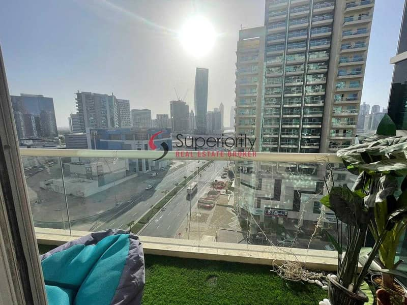 2 Stunning 1 Bedroom  | Rented | With Canal view
