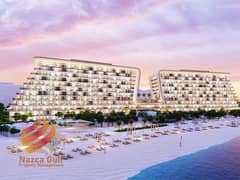 Glamorous Beach View 2 Bedroom Unit ! 30 % Discount on Cash Deal ! Limited Units !