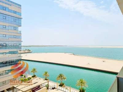 شقة 2 غرفة نوم للايجار في شاطئ الراحة، أبوظبي - Astonishing Partial Sea View  Apartment with Full Amenities