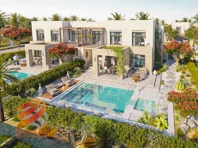 فیلا 2 غرفة نوم للبيع في الجرف، أبوظبي - Coastal Ranches Living 2 BR Villa with Exquisite Design