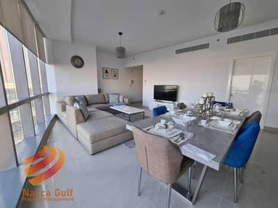 شقة 2 غرفة نوم للايجار في شارع الكورنيش، أبوظبي - No Commission for Sophisticated Furnished Unit