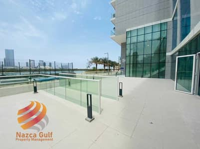 Shop for Rent in Al Reem Island, Abu Dhabi - Water Front Retail Space Best for Coffee Shop