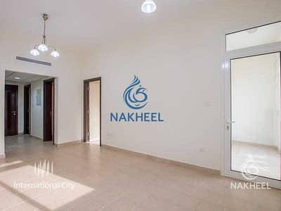 شقة 2 غرفة نوم للايجار في المدينة العالمية، دبي - Spacious 2 BR - Next to Dragon Mart - 1 Month free