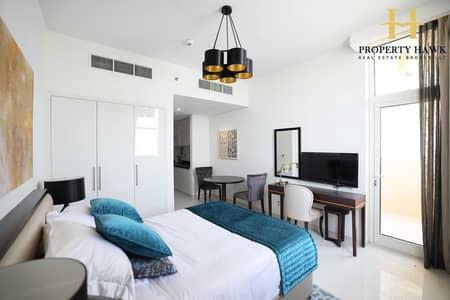 Studio for Rent in Jumeirah Village Circle (JVC), Dubai - Fully Furnished   Studio   Ghalia   DAMAC