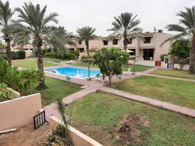 فیلا 3 غرف نوم للايجار في القرهود، دبي - Semi Indipendand 3 B/R+ Maid Room Private Entrance Villa Available Garhoud