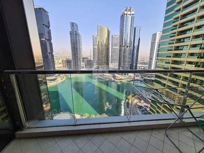 3 Bedroom Apartment for Sale in Jumeirah Lake Towers (JLT), Dubai - Near Metro | Huge balcony | Full lake view |