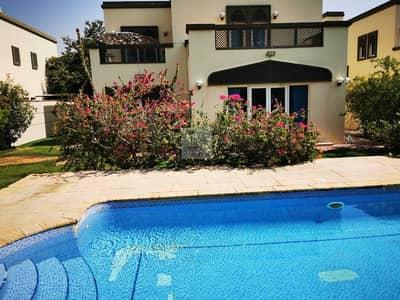 فیلا 4 غرف نوم للايجار في جميرا بارك، دبي - Excellent location   4br villa with private pool  
