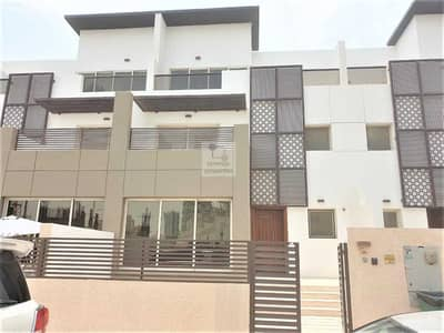 4 Bedroom Townhouse for Rent in Jumeirah Village Circle (JVC), Dubai - Ready to move l Huge  4 Bedroom +maids l Just 130 k