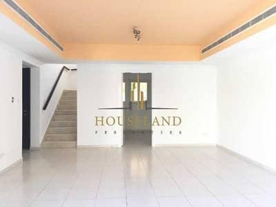 فیلا 3 غرف نوم للايجار في الينابيع، دبي - Best Located | Landscaped Garden| Type 3M | Springs 5