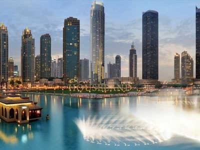 2 Bedroom Flat for Sale in Downtown Dubai, Dubai - Large Corner Type J I 3 Bedrooms + Maid + Study I