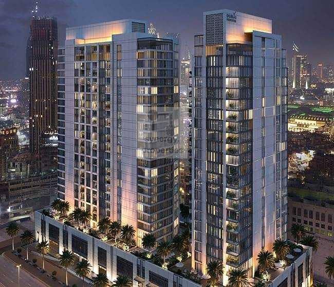 8 Downtown | Expected handover in Dec 2020