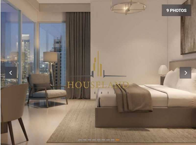 BEST DEAL DUBAI WATER CANAL VIEW  STUNNING 1 BED APARTMENT