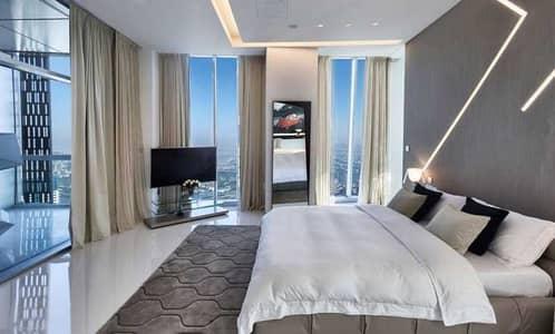 فلیٹ 2 غرفة نوم للايجار في جوهر، النابوكة - شقة في جوهر 4500 درهم - 4565257