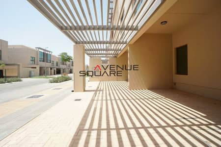 4 Bedroom Townhouse for Rent in Meydan City, Dubai - Ready | Middle  Unit | Fitted Kitchen | CCTV | Jacuzzi | Park Facing