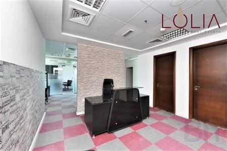 Office for Rent in Business Bay, Dubai - Office Space | Vacant | 3 parkings