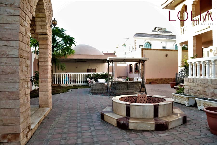 2 Huge 6Bhk+Maids rooms   Well Maintained  