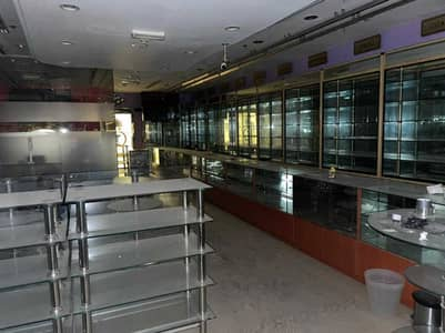 Shop for Rent in Dubai Silicon Oasis, Dubai - SPACIOUS SHOP FOR RENT   FULLY FITTED   READY TO MOVE