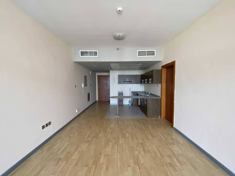 Spacious 1BHK With Large Size 2 Balcony in Binghatti @ 28K 4Cheqs
