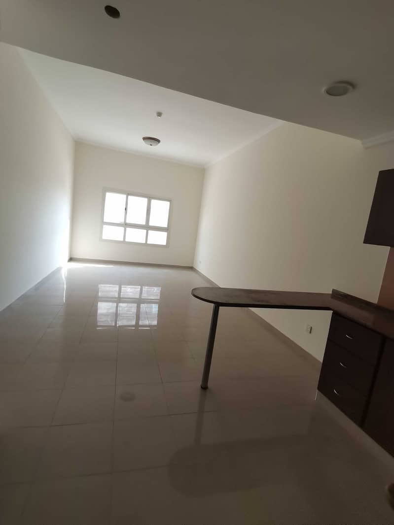 Spacious Studio / Month Free / Only 23 k Yearly